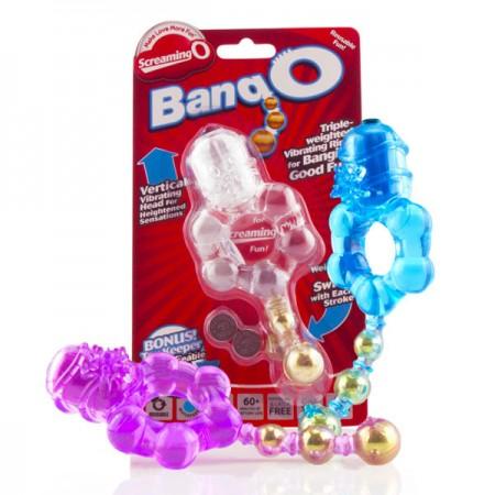 The Screaming O BangO Vibrating Ring