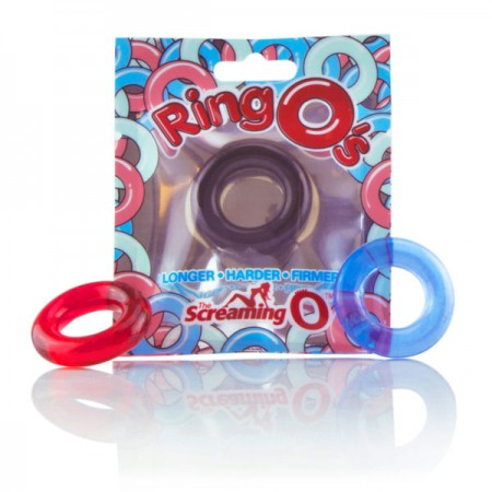 The Screaming O RingO's Erection Rings
