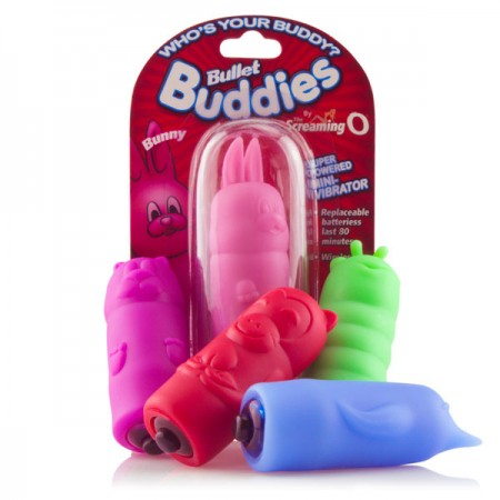 The Screaming O Bullet Buddies Mini Vibrator