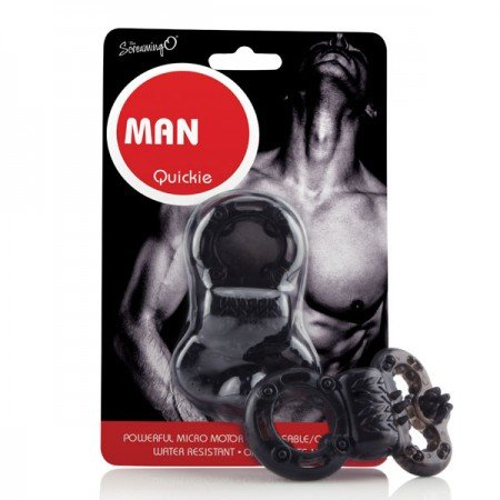 The Screaming O O Man Quickie Cock Ring