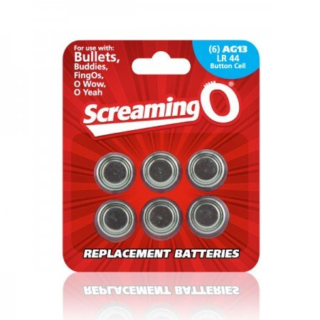 The Screaming O AG13 Batteries