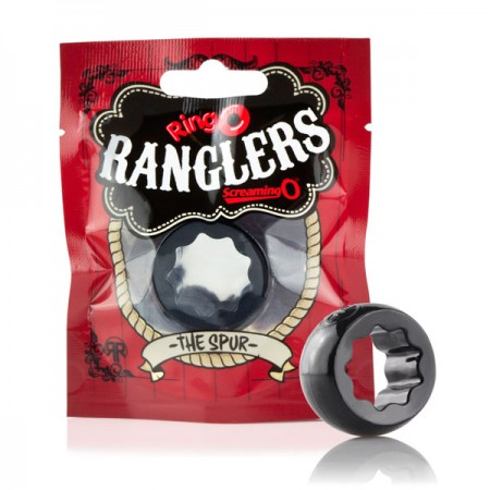 The Screaming O RingO Ranglers Spur erection ring