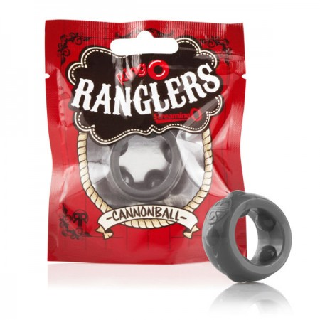 The Screaming O RingO Ranglers Cannonball erection ring