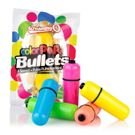 ColorPop Vibrating Bullets