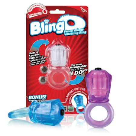 BlingO Vibrating Ring