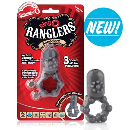 BandolerO Vibrating Erection Ring