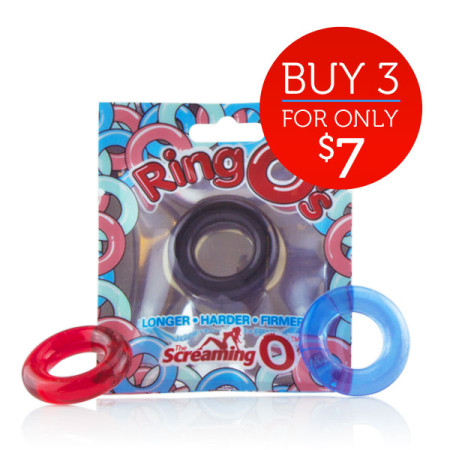 3 Packs of RingO's for only $7!